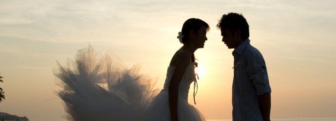 Bröllop i Ko Tao