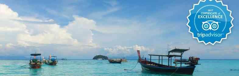 Dykning i Ko Lipe