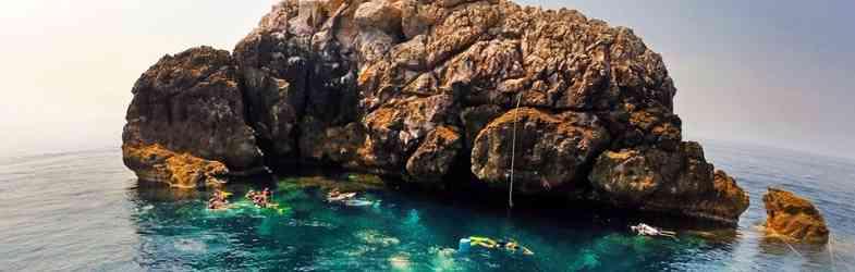 Dykning i Ko Phangan