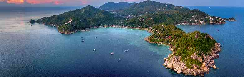 Dykning i Ko Tao