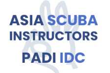 Asia Scuba Instructors
