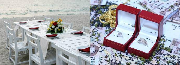 Bröllop i Thailand