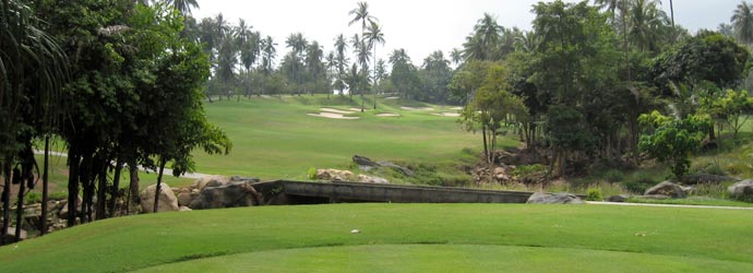 Golf i Ko Samui