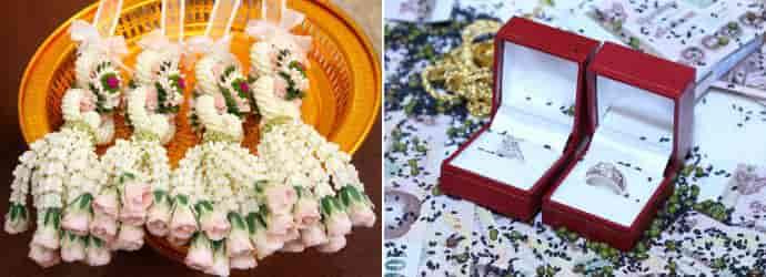 Bröllop i Bangkok