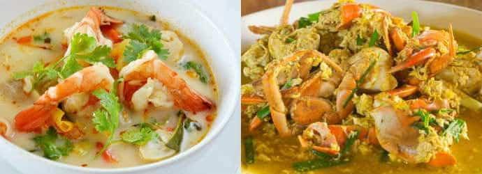 Restauranger & Barer i Chiang Mai