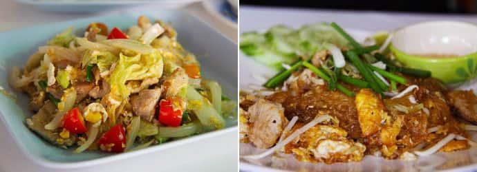 Restauranger & Barer i Chiang Rai