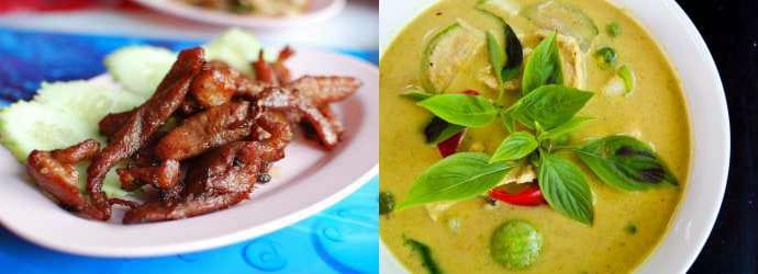 Restauranger & Barer i Ko Phangan