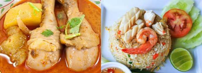 Restauranger & Barer i Khao Lak