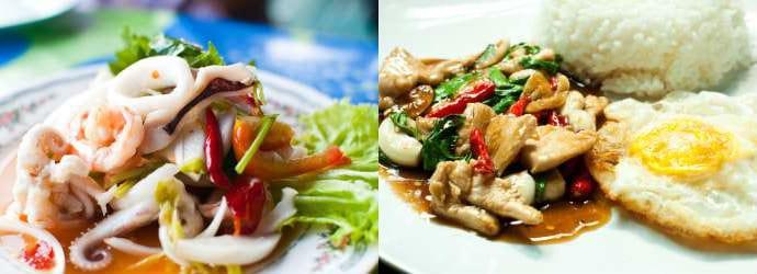 Restauranger & Barer i Phi Phi