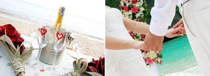 Bröllop i Ko Samui