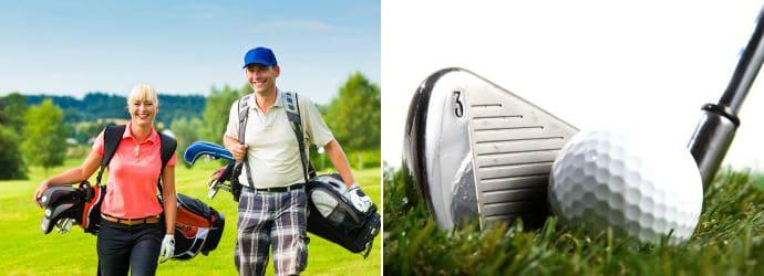 Golf Banor i