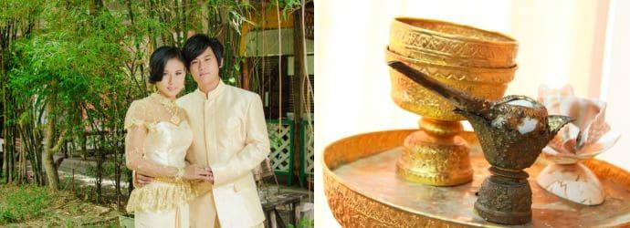 Bröllop i Ko Chang
