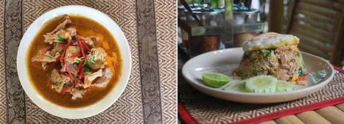 Restauranger & Barer i Koh Lanta