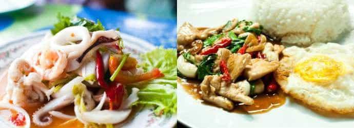 Restauranger & Barer i Phuket