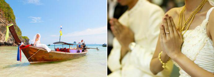 Bröllop i Phuket